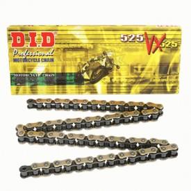 DID ŁAŃCUCH NAPĘDOWY DID525VX G&B-120