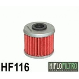 FILTR OLEJU CRF250 450 TRX450R HF116