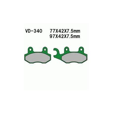 KLOCKI HAM. KYMCO VIT/AG50 PRZ. 45105-KKD6-305 KHT000340