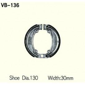 SZCZĘKI HAMULCOWE VESRAH VB-136