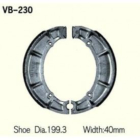 SZCZĘKI HAMULCOWE VESRAH VB-230