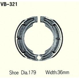 SZCZĘKI HAMULCOWE VESRAH VB-321