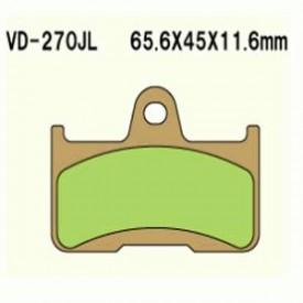 KLOCKI HAMULCOWE VESRAH VD-270JL