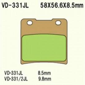 KLOCKI HAMULCOWE VESRAH VD-331JL