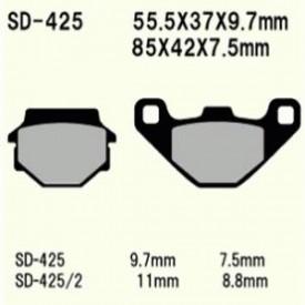 KLOCKI HAMULCOWE VD-425
