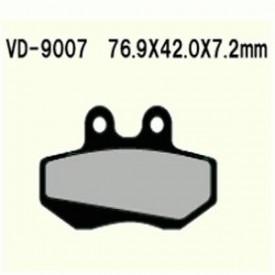 KLOCKI HAMULCOWE VD-9007