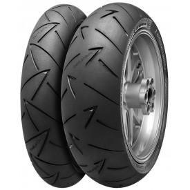 CONTINENTAL 120/70 ZR17 ROAD ATTAC 2 C 58W DOT14