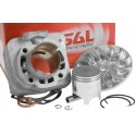 Cylinder Kit Airsal Sport 70cc, Honda Lead, SH / Peugeot SC Metropolis (bez głowicy)