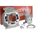 Cylinder Kit Airsal Sport 50cc, Minarelli stojące (bez głowicy)