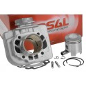 Cylinder Kit Airsal Sport 50cc, Hyosung Prima / Rally (bez głowicy)