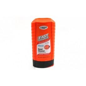 """Emulsja do mycia silnie zabrudzonych rąk """"Fast Orange"""" ze szczoteczką (443,5 ml)"""