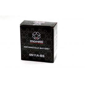 Akumulator AGM (Gel) 6N11A-4B Moretti