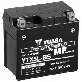 AKUMULATOR BEZOBSŁUGOWY YUASA YTX5L-BS