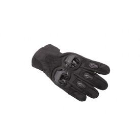 Rękawice motocyklowe Draft M-1651 czarne rozmiar S