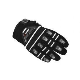 Rękawice motocyklowe dziecięce, GOR Czarne XXS