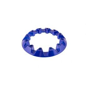 Plastikowa nakładka koła (Kołpak), niebieska do ATV Eagle