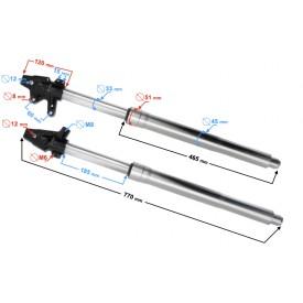 Amortyzatory do motoroweru FR 2