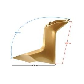 Obudowa przednia lewa złota do skutera B-Max