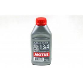 Płyn hamulcowy MOTUL DOT3&4 (0,5 litra)
