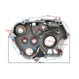 Karter silnika prawy DB27