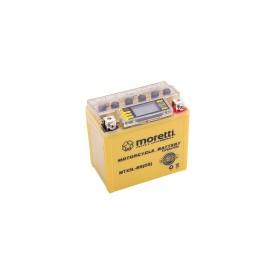 Akumulator AGM (I-Gel) MTX5L-BS Moretti ze wskaźnikiem