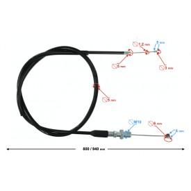 Linka gazu DB27