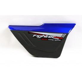 Obudowa boczna prawa niebieska do motoroweru Fighter 2