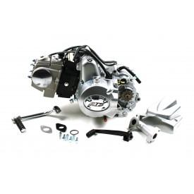 Silnik BTS poziomy 152FMH, 110cc 4T, 4-biegowy manual, srebrny