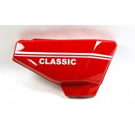 Obudowa boczna prawa czerwona do motoroweru Ranger Classic