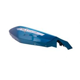 Obudowa tylna lewa niebieska do motocykla Travel 125