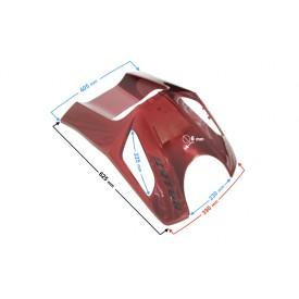 Obudowa przednia skuter Tres czerwona