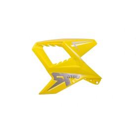 Obudowa baku lewa żółta do motocykla Hyper 125