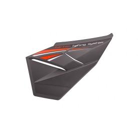 Obudowa boczna prawa pomarańczowa do motocykla Hyper 125