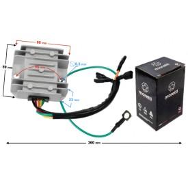 Regulator napięcia do motoroweru, 5 kabli
