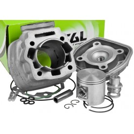 Cylinder Kit Airsal Iron Sport 70cc, Aprilia Derbi Gilera 2006- (D50B)