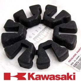 Gumy zabieraka koła tylnego Kawasaki ER5 Ninja 250 /500