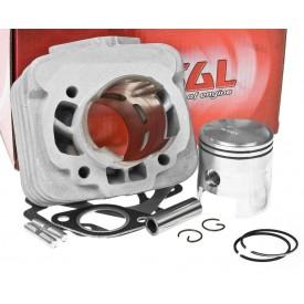 Cylinder Kit Airsal Sport 50cc, Gilera / Piaggio AC (bez głowicy)