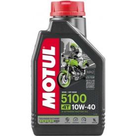 Olej silnikowy 5100 4T Ester 10W40 MOTUL 1L