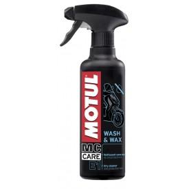 MOTUL WASH WAX E1 400ML