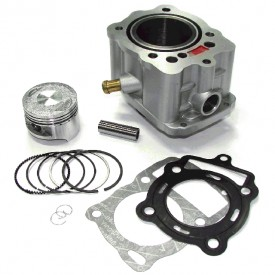 CYLINDER Z TŁOKIEM KPL ATV 200 LC BASHAN POWER - FORCE BAS102120-0062-K