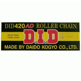 DID ŁAŃCUCH NAPĘDOWY DID420AD-126
