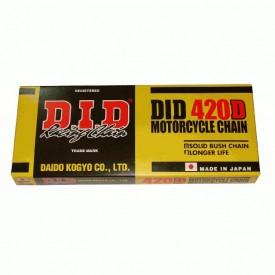 DID ŁAŃCUCH NAPĘDOWY DID420D-124