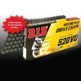 DID ŁAŃCUCH NAPĘDOWY DID520V-118 O-RING