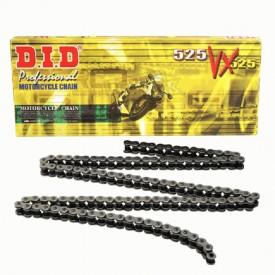 DID ŁAŃCUCH NAPĘDOWY DID525VX-122