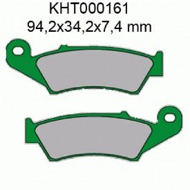 KLOCKI HAM. XLR250R PRZEDNIE VD161 KHT000161