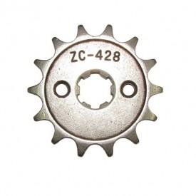 ZĘBATKA ZDAWCZA ATV CAB 110CC 14Z 428 NS150FMH-060016