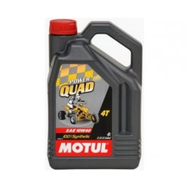 OLEJ MOTUL POWER QUAD 4T 10W-40 4L. OLM000030