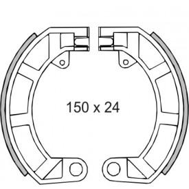 SZCZĘKI HAMULCOWE PIAGGIO RMS 22 512 0180