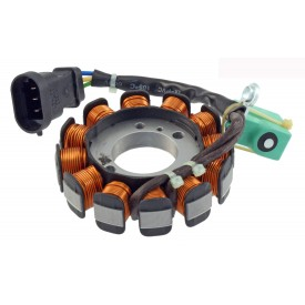 STOJAN ALTERNATORA PIAGGIO BEVERLY/X9 EVO 250 (04-07) RMS 24 635 0082