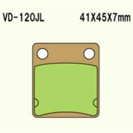 KLOCKI HAMULCOWE VD-120JL